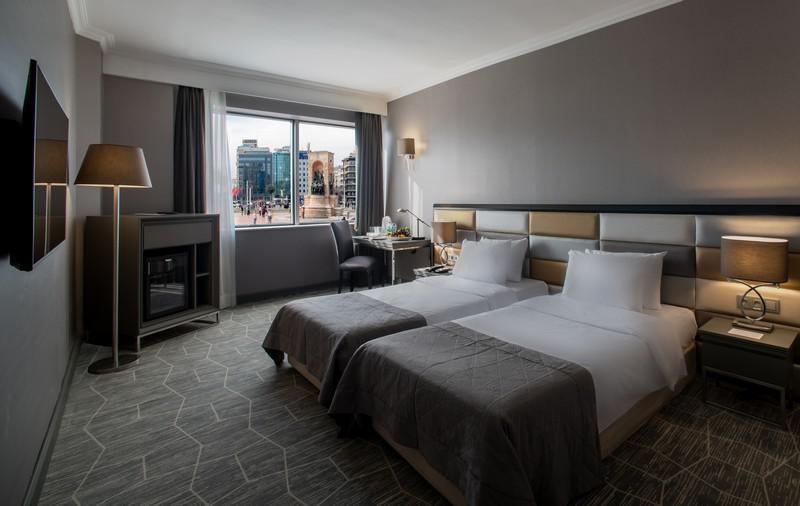 Citylife Superior Room - Taksim Square Hotel Istanbul