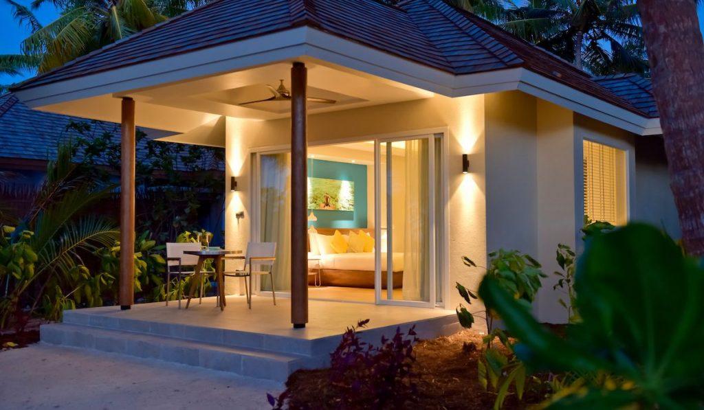 Beach Villa with Swirl Pool - Kandima Resort Maldives