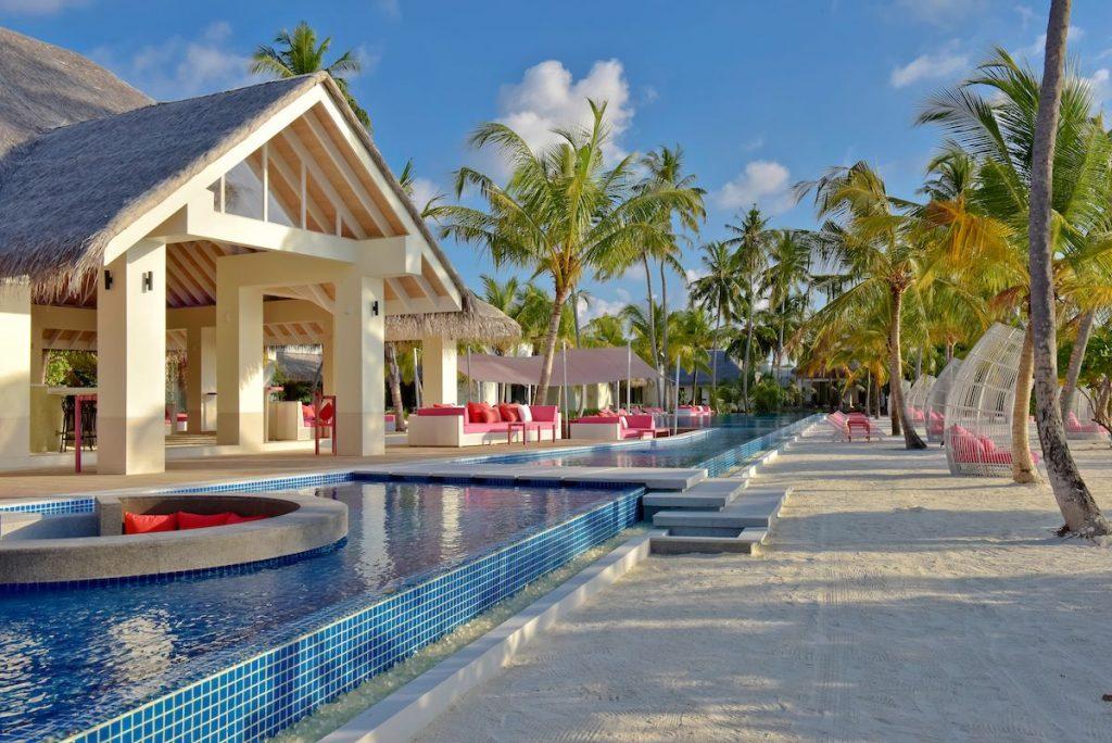 Breeze Bar - Kandima Resort
