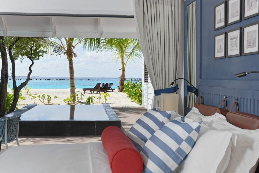 Deluxe Beach Pool Villa - Paradise Island Resort Maldives