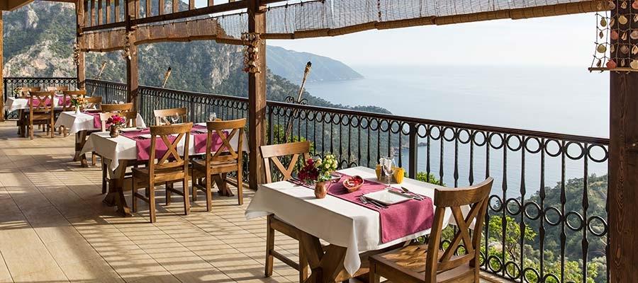 Lissiya Hotel Fethiye - Lissiya Bar