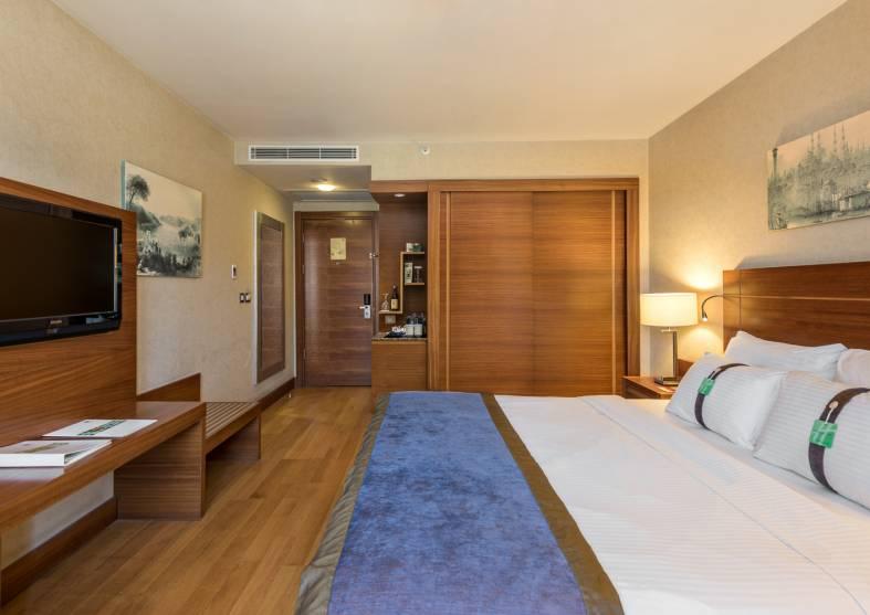 Executive-Room-Holiday-Inn-Sisli