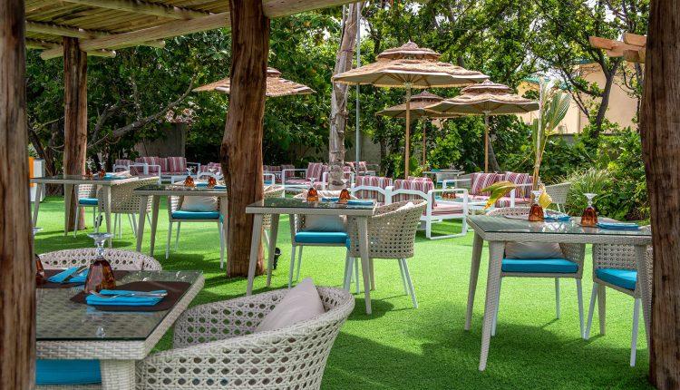 Green carpet restaurant
