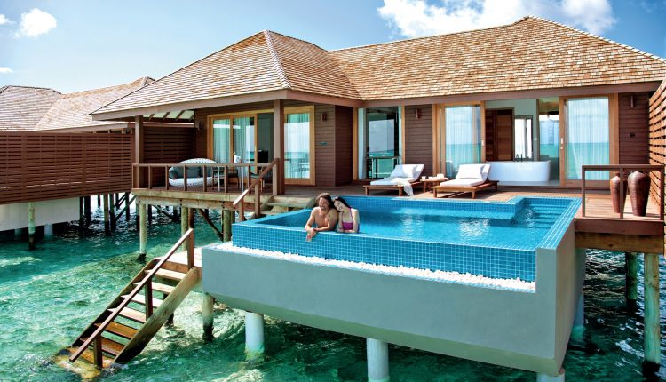 HIDEAWAY MALDIVES LUXURY RESORT
