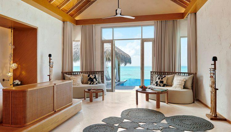 fAIRMONT MALDIVES LUXURY RESORT -VILLAS